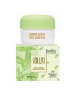 Sariayu Solusi Anti Wrinkle Eye Cream Green Tea