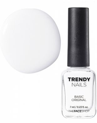 The Face Shop Trendy Nails WH002