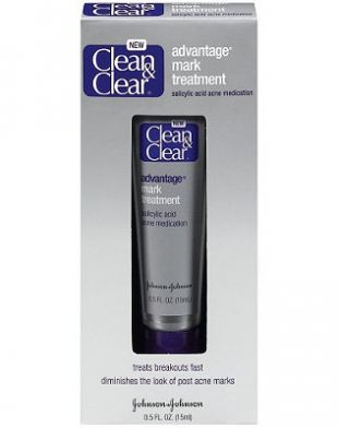 Clean And Clear Advantage Mark Treatment