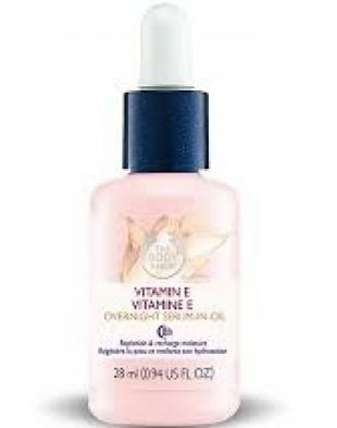 The Body Shop Vitamin E Overnight Serum in Oil