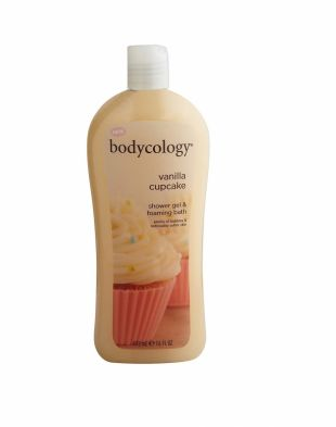 Bodycology Shower Gel Vanilla Cupcake