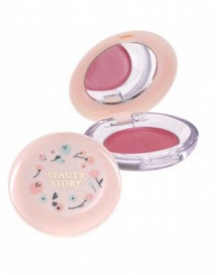 Beauty Story Lip and Cheek Rose