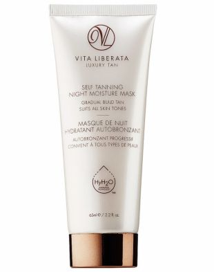Vita Leberata Self Tanning Night Moisture Mask Tanning