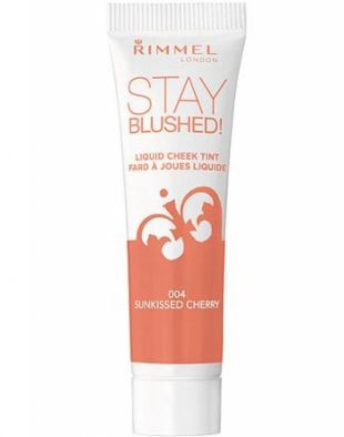 Rimmel Stay Blushed Liquid Cheek Tint 004 Sunkissed Cherry