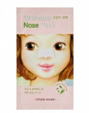Etude House Green Tea Nose Patch Green Tea