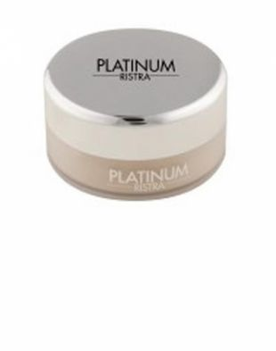 Ristra Platinum Finishing Powder Ivory