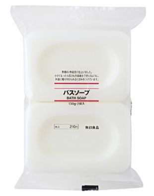Muji Bath Soap Bar Soap