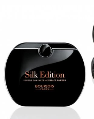 Bourjois Silk Edition Compact Powder 54 Rose Beige