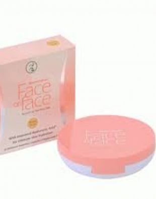 Face on Face Nourishing Two Way Cake Vanilla Beige