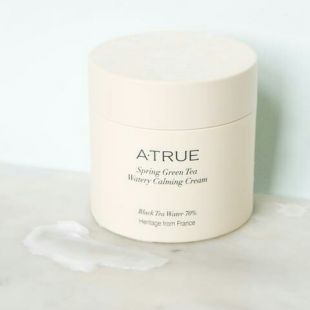 A-True Spring Green Tea Watery Calming Cream