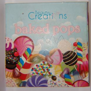 Beauty Creations baked pops