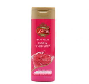 Imperial Leather Imperial Leather Body Wash Uplifting Cherry Blossom & Peony Scent
