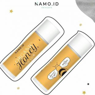 Namo.ID honey lipbalm honey lipbalm