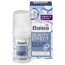 BALEA Balea Beauty Effect Eye and Lip Serum