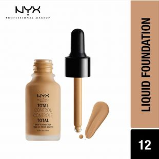 NYX NYX Total Control Drop Foundation Classic Tan