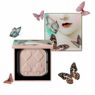 Cle de Peau Beaute Limited Edition Holiday Collection Refining Pressed Powder