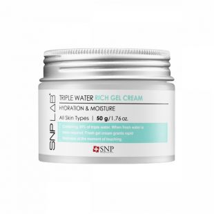 SNP SNP Lab+ Triple Water Rich Gel Cream