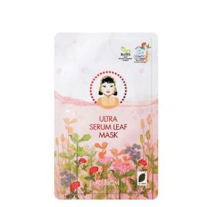 A by BOM Ultra Serum Leaf Mask