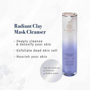 Beaussentials Beaussentials Skincare Radiant Clay Mask Cleanser