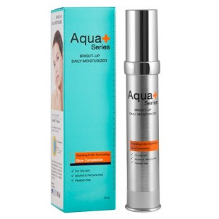 Aqua Plus Series Bright-Up Daily Moisturizer