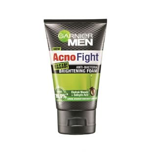 Garnier Garnier Men Acno Fight Wasabi Foam