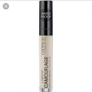 Catrice Liquid Camouflage Concealer Light Natural