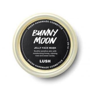 LUSH Bunny Moon Jelly Face Mask