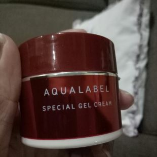 Shiseido aqua label Day cream