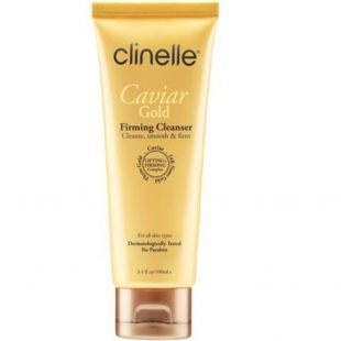 Clinelle clinelle caviar gold firming cleanser