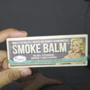theBalm Smokey Eye Pallete Smoke Balm