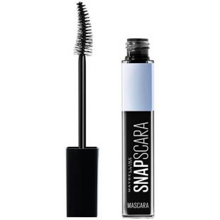 Maybelline Snapscara Washable Mascara Pitch Black