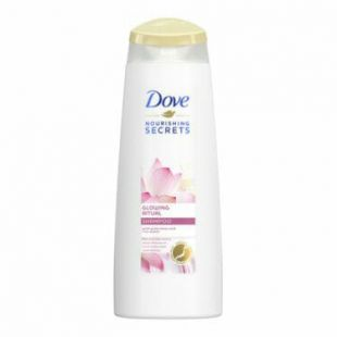 Dove Nourishing Secrets Shampoo Glowing Ritual