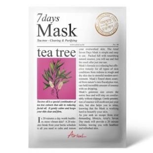 Ariul 7 Days Mask Tea Trea