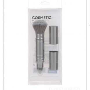 Miniso cosmetic accesories Brush set 2in1