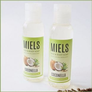 MIELS Coconella Face & Body Soap