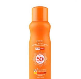 Scentio Ultimate Sun Protection Cooling Spray Face & Body