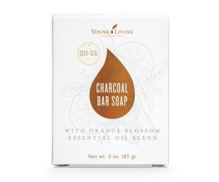 Young Living Charcoal Bar Soap