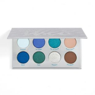 Colourpop Cosmetics Wet Pressed Powder Shadow Palette
