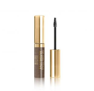 Milani Easybrow Tinted Fiber Gel Dark Brown