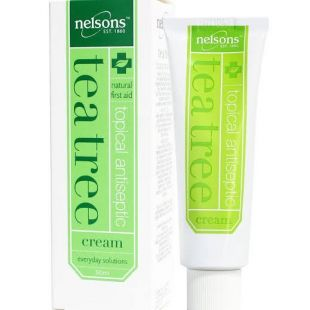 Natural Green Nelson's Tea Tree Cream