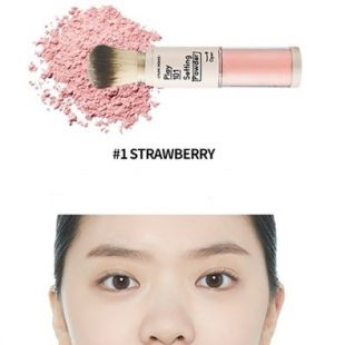 Etude House Play 101 Setting Powder #01 Strawberry