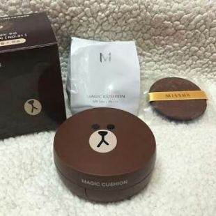 Missha missha magic cushion brown brown shade 21