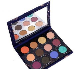 Colourpop Cosmetics The Zodiac Palette Kathleen lights x colourpop the zodiac palette