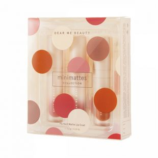 Dear Me Beauty Minimattes Collection