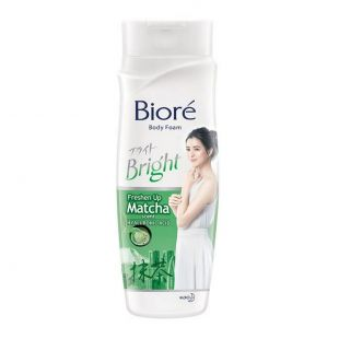 Biore Biore Body Foam Bright Freshen Up Matcha