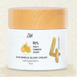 ZAM Cosmetics Sun Shield Glow Cream