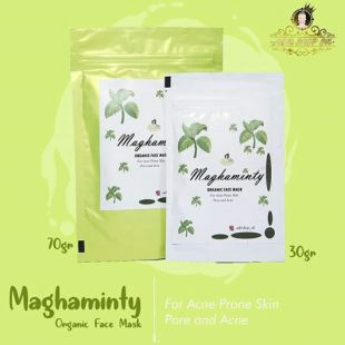 Maghaminty Organic Face Mask