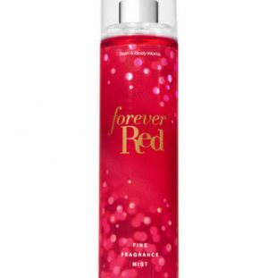 Bath and Body Works Fine Fragrance Mist Forever Red