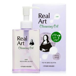 Etude House Etude House Real Art Cleansing Oil Light