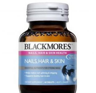 BLACKMORES Blackmores Nails, Hair and Skin